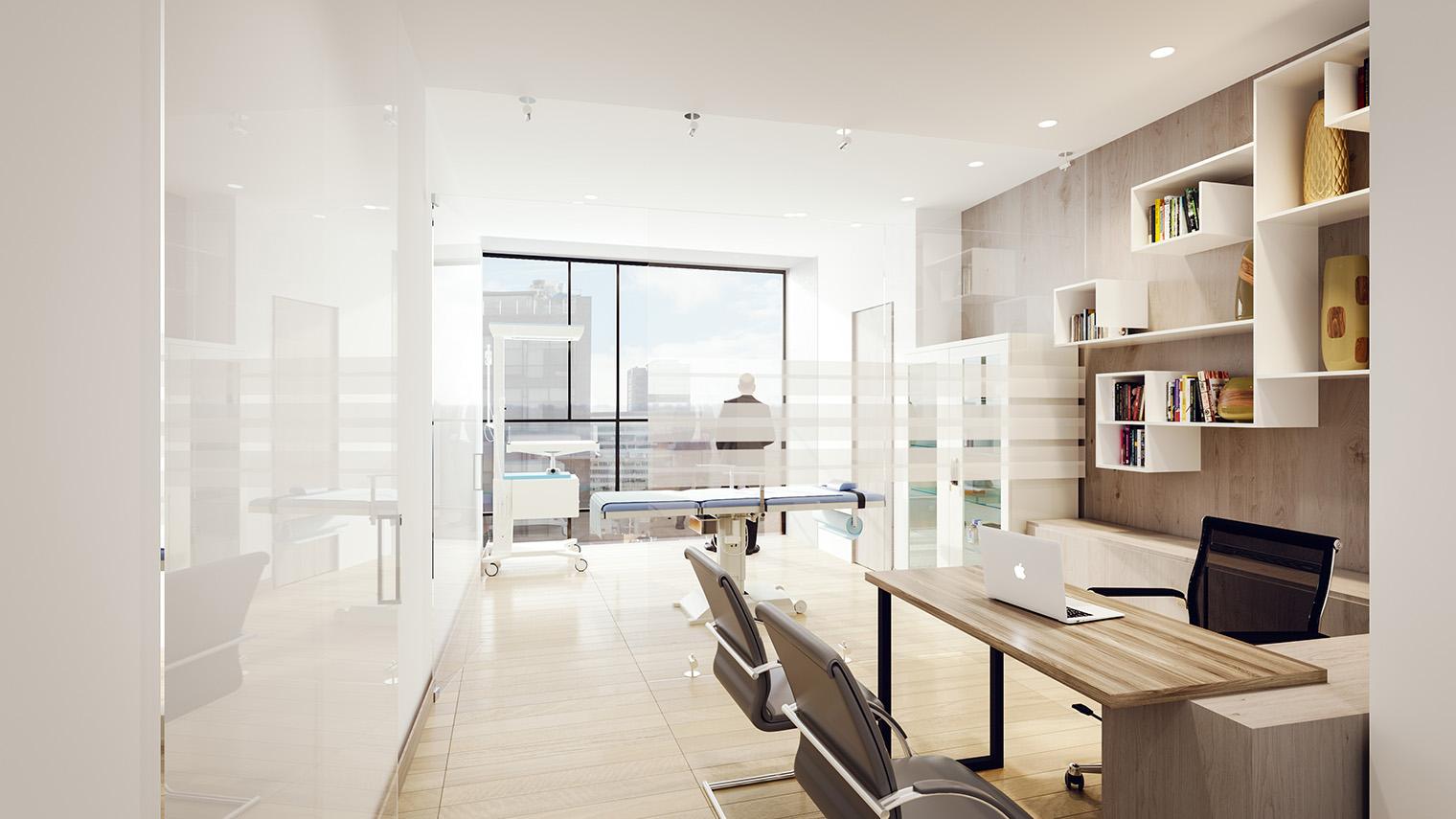 La salud impulsa los negocios inmobiliarios